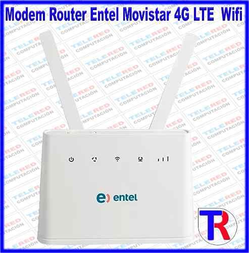 Modem Router Inalambrico Entel 4g Lte Punto De Venta