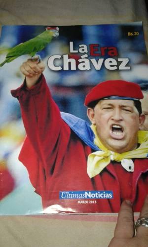 Revista La Era De Chavez Marzo