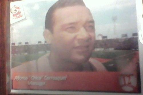 Rigoju Barajita Chico Carrasquel Album Aguilas