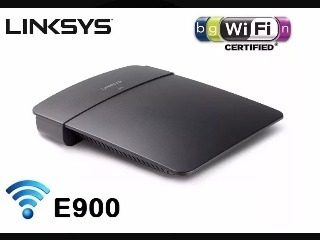 Router Inalámbrico Cisco Linksys 300mbps Evrds