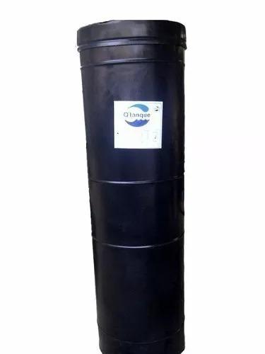 Tanque Cilindrico Negro 520 Lts Q Tanque