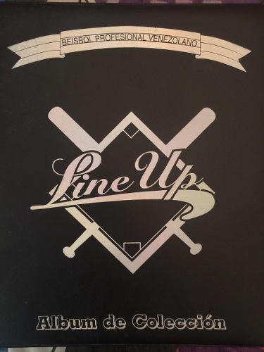 Álbum De Colección De Baseball