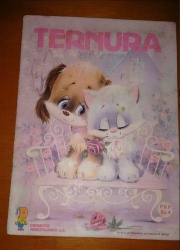 Álbum De Colección Vintage Ternura