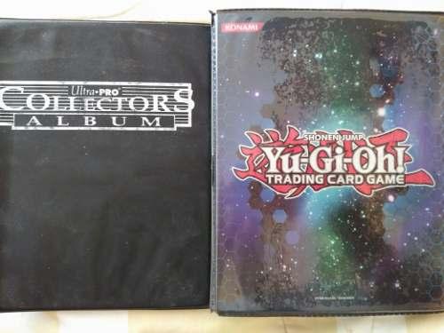 Álbum Ultrapro Para Cartas Yugioh, Magic O Pokemon