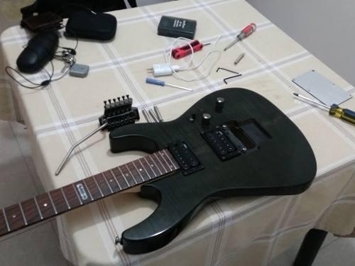 Calibración De Guitarras Eléctricas