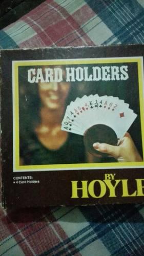 Cards Holders,.para Sostener Las Cartas Al Jugar