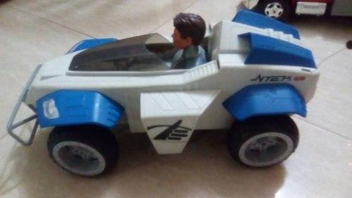 Carro Max Steel Con Control Remoto