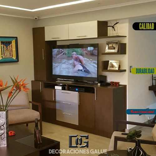 Centro De Entretenimiento, Tv, Mueble Tv