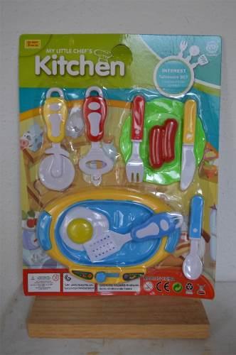 Cocina Juguete Utensilios De Cocina Y Accesorios Niña
