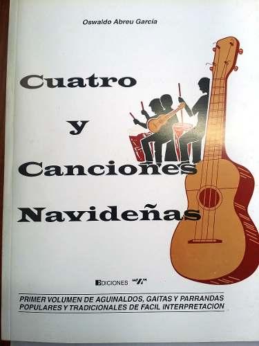 Cuatro Y Canciones Navideñas - Datemusica