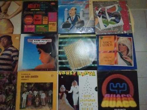 Discos Lp Acetato Vinil Musica Variada