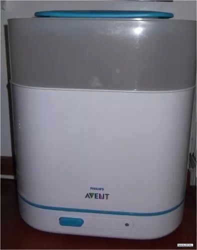 Esterilizador De Teteros Avent 3 En 1