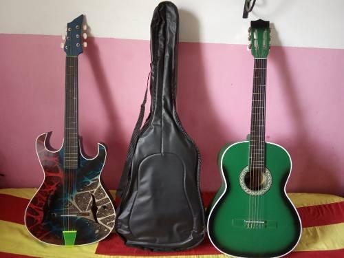 Forros Guitarras Reforzados