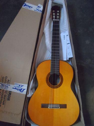 Guitarra Acustica Yamaha C80 Es El Modelo De Lujo De La C70
