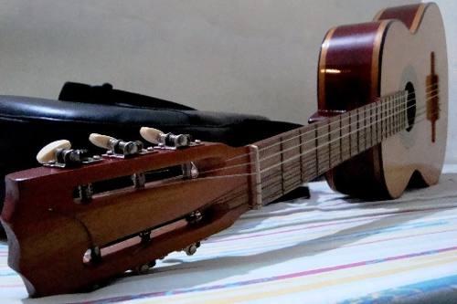 Guitarra Clasica Acustica Con Forro Incluido