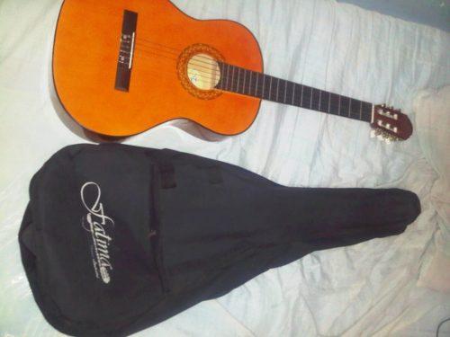 Guitarra Clasica Fatima Buena Condiciones