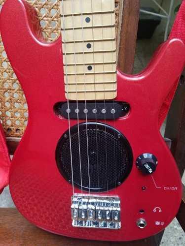 Guitarra Electrica Itslmagical Para Niños. Nueva Impecable