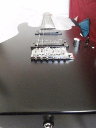 Guitarra Electrica Ltd M50 Nueva Color Negra Mate Envio Grat