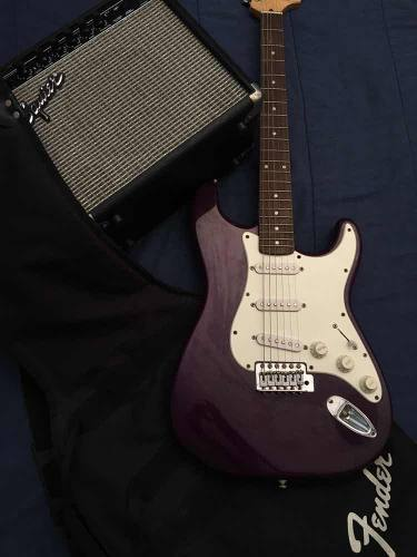Guitarra Electrica Marca Fender