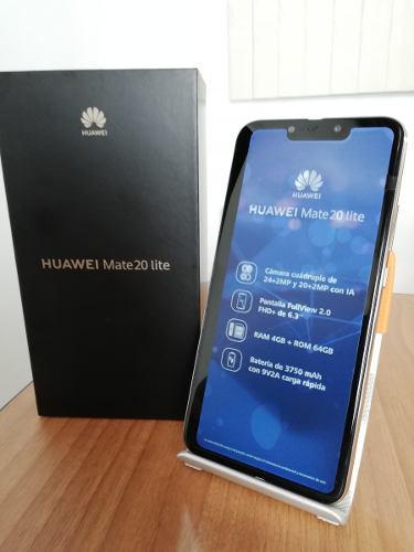 Huawei Mate 20 Lite 64gb/4gb Ram (360 Trumps)
