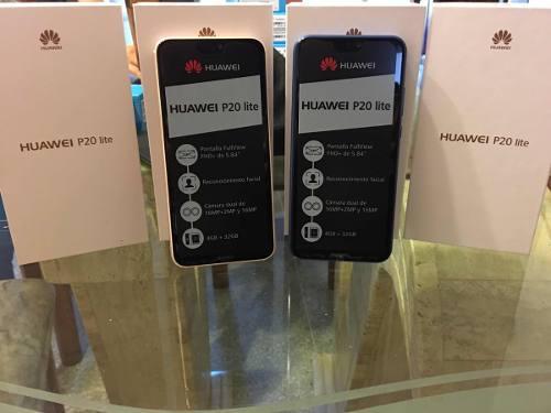 Huawei P20 Lite De 32 Gb Y 4gb Ram