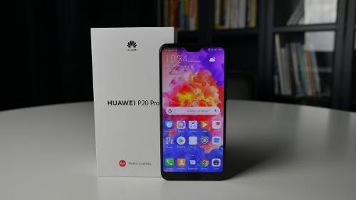 Huawei P20 Pro 6gb Ram 128gb Rom Dual Desb Facial Tienda