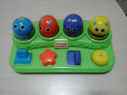 Juego Didactico Fisher Price Impecable