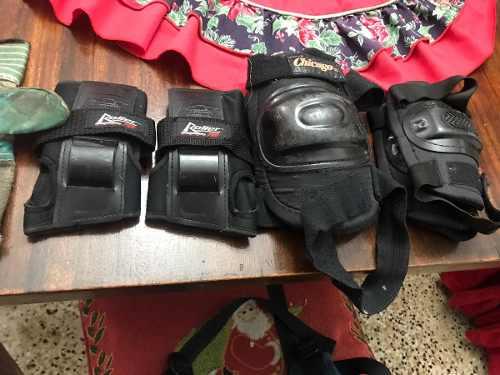 Kit De Protectores Para Patinadores Rollerblade