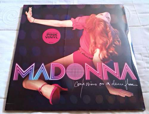 Madonna Confessions On A Dance Floor Vinyl Ed Limit Sellado