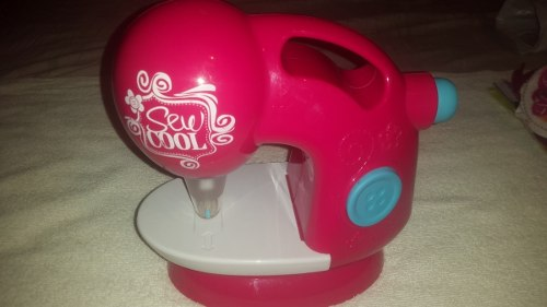 Maquina De Coser Para Niñas Sew Cool