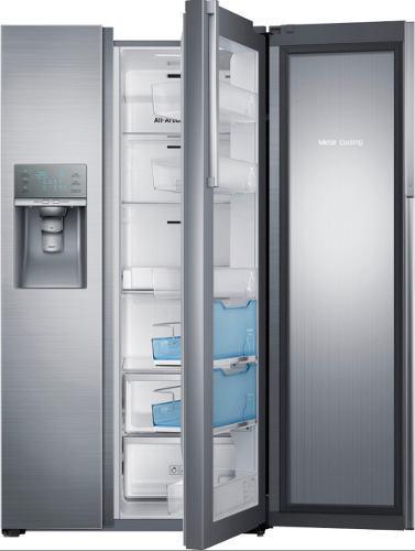 Nevera Samsung 3 Puertas Verticales Rh77h80307h