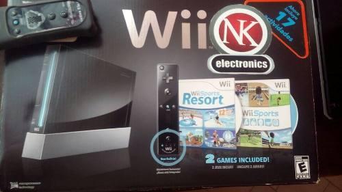 Nintendo Wii Original Con Juego Y Patineta De Tony Hawk