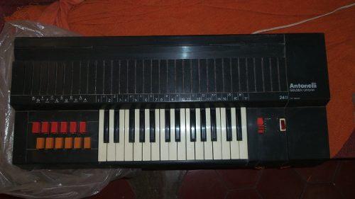 Organo Musical Antonelli (eléctrico)