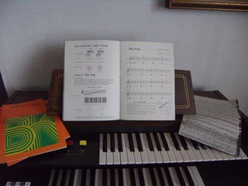 Organo Yamaha Bk-2 Bellisimo