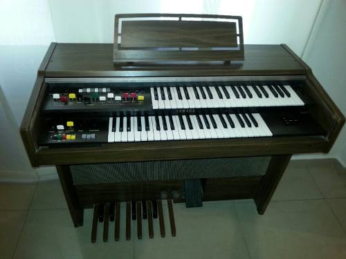 Organo Yamaha Electone Bk-5b