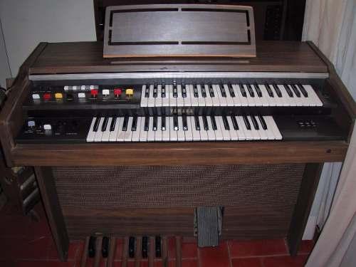 Organo Yamaha Electronico Bk- V  Hz