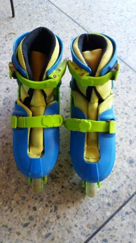 Patines Lineales. Talla Ajustable 35 A 38