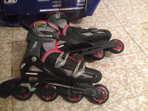 Patines Roller Derby Talla Ajustable De La 36 A La 39