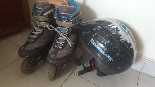 Patines Rollerblade Originales Ajustables Para Niños