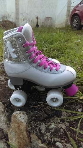 Patines Soy Luna Ambar Con Luces