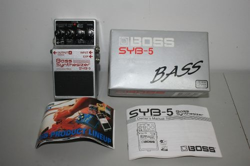 Pedal Boss Bass Synthesizer Syb-5