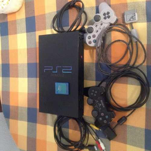 Play Station 2 Original Perfecto Estado La Mejor Version!
