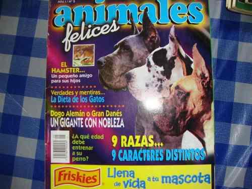 Revista Venezolana De Mascotas Animales Felices Año