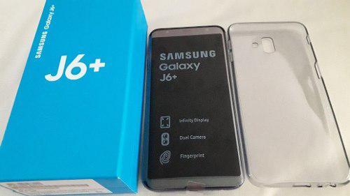 Samsung Galaxy J6+ Plus 32gb +32gbsd 3gbram Liberado 4g Lte