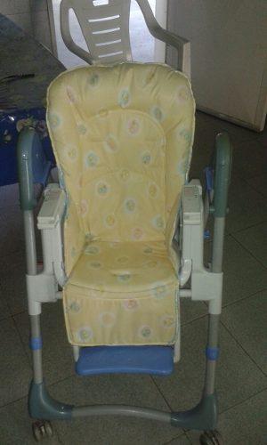Silla De Bebé Para Comer Happy Baby En Excelente Estado
