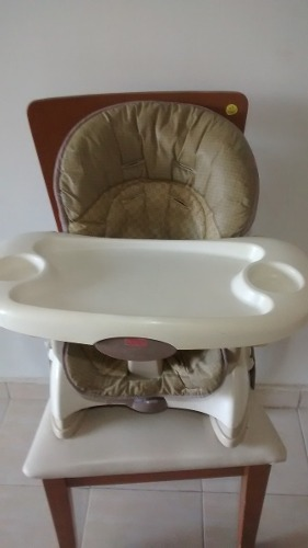 Silla De Comer Fisher Price