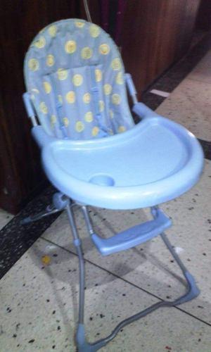 Silla De Comer Para Bebes Happy Baby