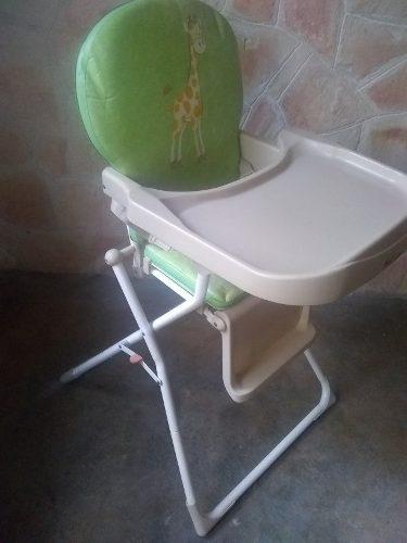 Silla Mesa Para Comer Para Niño Master Kids