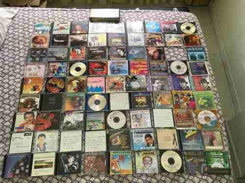 Stock De Cd Música Variada Usado 76 Cds