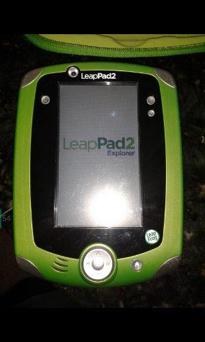 Tableta De Juegos Para Niños Leappad 2 Explorer. Acepto